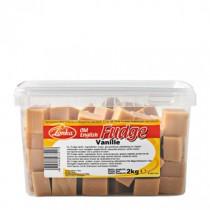 Fudge vanille  Old English Lonka 2000 gram