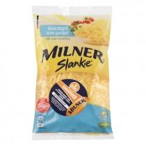 Geraspte kaas Milner slankie 150 gram