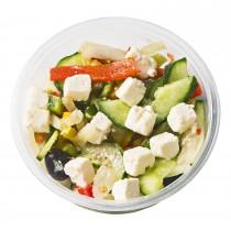 Grieksesalade vers met olijven en feta 100 gram