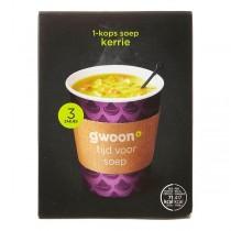 G'woon kerrie soep 1- kops 51 gram