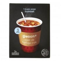 G'woon tomatensoep 1- kops 57 gram