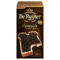 Hagelslag de Ruijter specials koffie - puur 220 gram