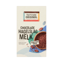 Hagelslag melk Fair Trade 400 gram