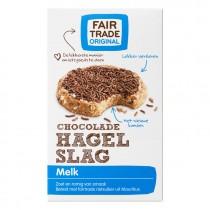 Hagelslag melk Fair Trade 400 gram