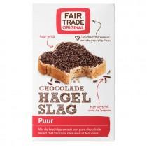Hagelslag puur Fair Trade 400 gram