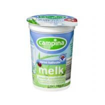 Halfvolle melk Campina tray 8 bekers x  0,25 L