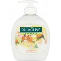 Handzeep Palmolive amandel 4 x 300 ml