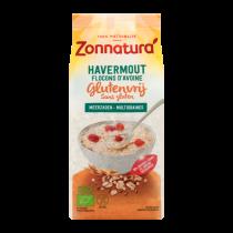 Havermout meerzaden glutenvrij Zonnatura 350 gram