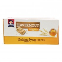Havermout repen met golden syrup Quaker 24 x 35 gram
