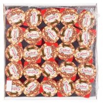 Chocolade hazelnootpasta Calve mini 50 x 15 gram
