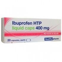 Ibuprofen B-merk 200 mg 20 tabletten maximaal 2 per klant OP=OP