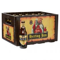 Hertog Jan bier krat 24 flesjes x 0,3L