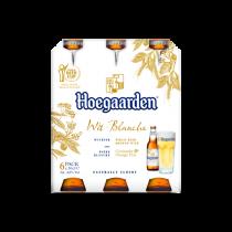 Hoegaarden witbier 6 x 0,3L