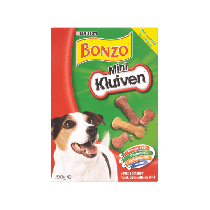 Hondenvoer Bonzo mini kluiven 500 gram