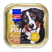 Hondenvoer Perfekt kip & kalkoen 150 gram