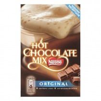 Hot chocolate Nestle 8 sachets