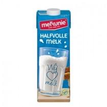 Houdbare halfvolle melk Melkan  12 x 1L