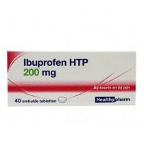 Ibuprofen B-merk 200 mg 40 tabletten maximaal 1 per klant OP=OP