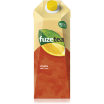 Icetea Fuze lemon black tea 1,5L