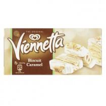 IJs Viennetta biscuit caramel 650 ml
