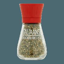 Italiaanse kruiden met zout Verstegen 25 gram