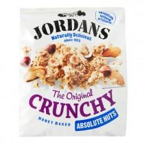 Jordans Crunchy absolute nuts haver 500 gram