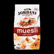 Jordans Muesli de luxe 1000 gram