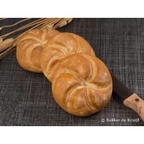 Kaiserbroodje per stuk vers