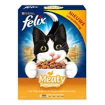 Kattenvoer Felix kip pak 1000 gram