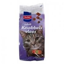 Kattenvoer knabbels vlees 1000 gram