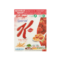 Kellogg's special K rode vrucht