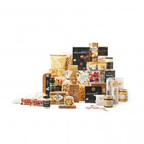 Kerst pakket gold & delicious