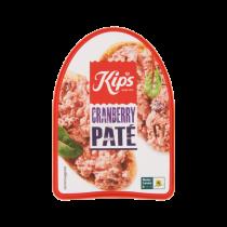Kips cranberry paté 125 gram
