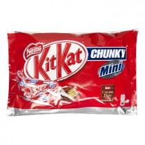 Kitkat chunky mini Nestlé 250 gram