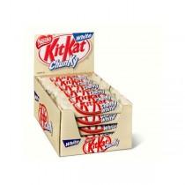Kitkat Chunky White 24x40 gram