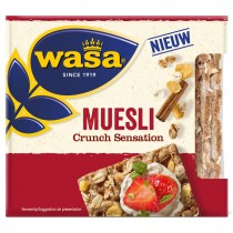 Knäckebröd muesli crunch sensation Wasa 220 gram