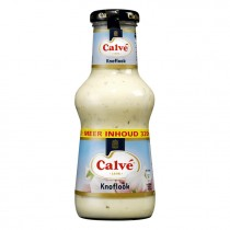 Knoflooksaus Calve fles 250ml