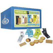 Koekjesmix Fair trade doos 150 stuks