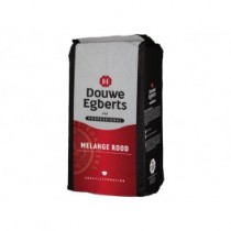 Koffie Douwe Egberts snelfilter rood 6 x 1000 gram
