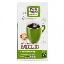Koffie Fair Trade Bio snelfiltermaling 250 gram
