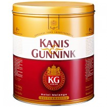 Koffie melange filtermaling rood Kanis & Gunnink 2.5 kg