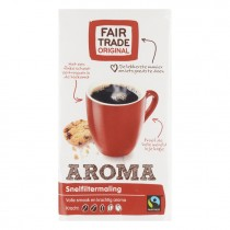 Koffie snelfilter original aroma Fair Trade 250 gram