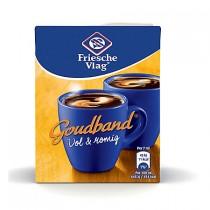 Koffiemelkcups Friesche Vlag goudband 200 x 7,5 gram