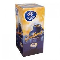 Koffiemelkcups Friesche Vlag goudband 400 stuks
