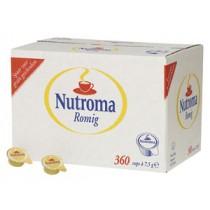 Koffiemelkcups Nutroma romig 200x9gram