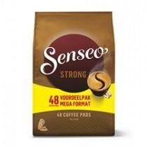 Koffiepads Douwe Egberts Senseo Dark roast 48 stuks