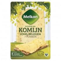 Komijnekaas jong belegen Melkan 190 gram