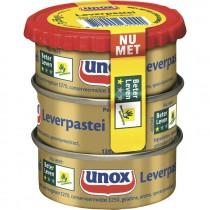 Leverpastei Unox 56 gram 24x3stuks