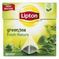 Thee Lipton Green tea 20 zakjes