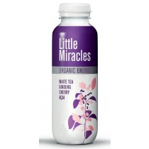 Little miracles white tea BIO 12 petfles a 330 ml.